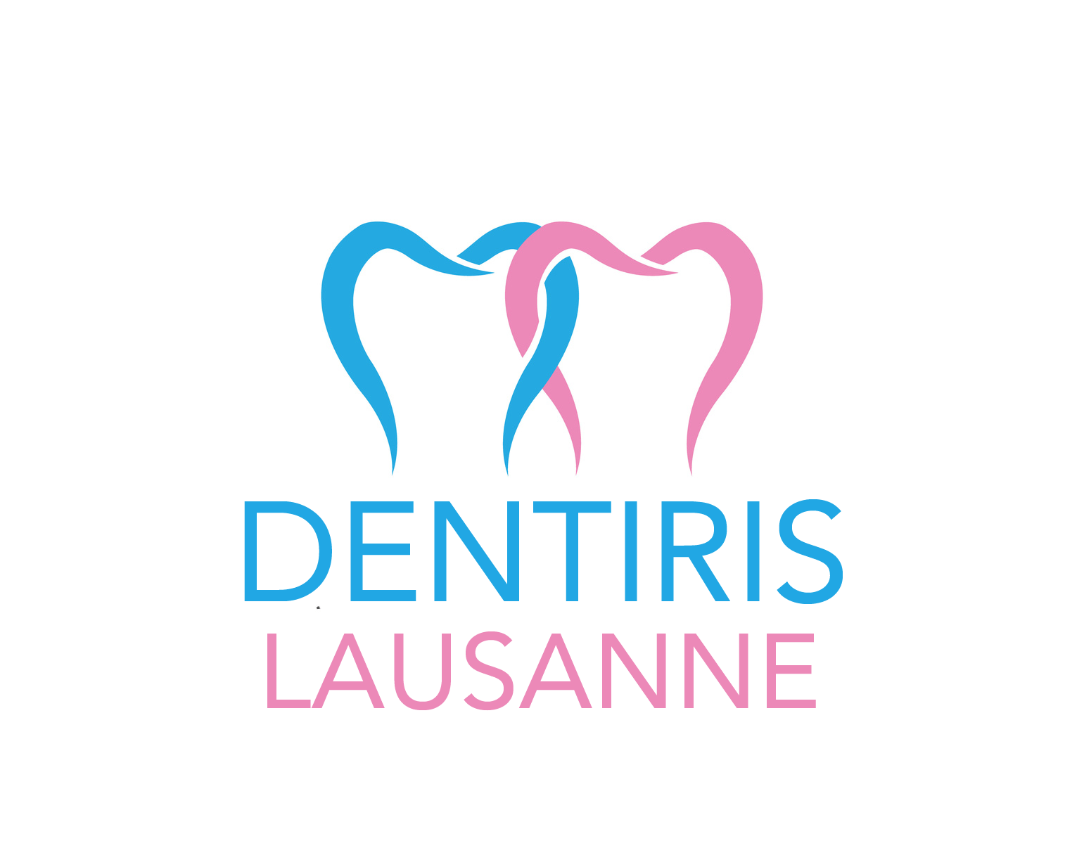 Logo blanchiment lausanne